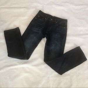 Levi's 511 High Rise Mom Jeans 30 x 32